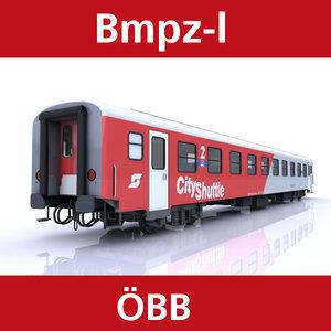 3d bmpz-l passenger model