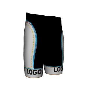 obj mens cycling shorts