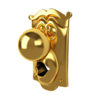 3d model handle disney