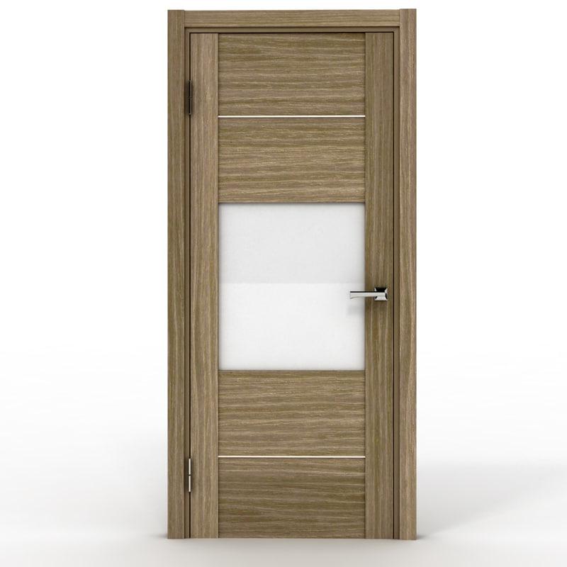 3d door minimalism