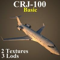 regional jet basic max