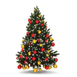 tree christmas max