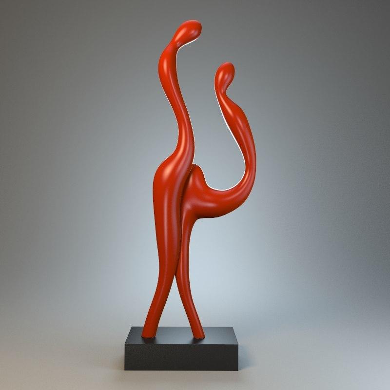 sculpture passion 3d max