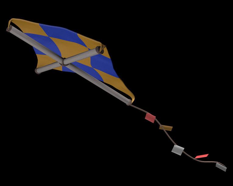 kite c4d