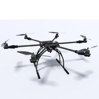 obj hexacopter hexa