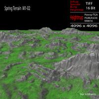 max spring terrain m1-02