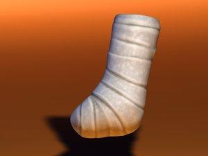 3d max cast gypsum