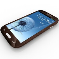 3d model samsung i9305 galaxy s