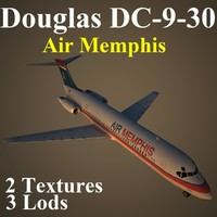 3d douglas mhs model