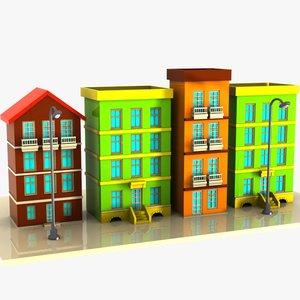 3d model of 1