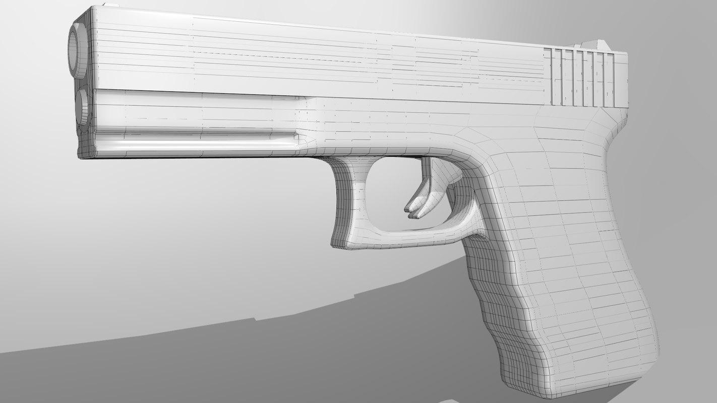 glock 17 gen 4 blend