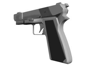 browning sfs pistol max
