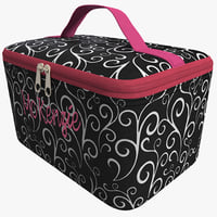 3dsmax cosmetic bag 2