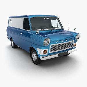 max 1965-1978 transit van