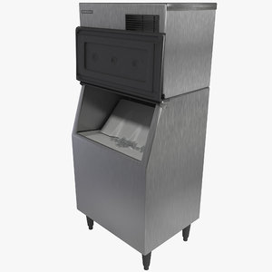 3d ice machine hoshizaki model