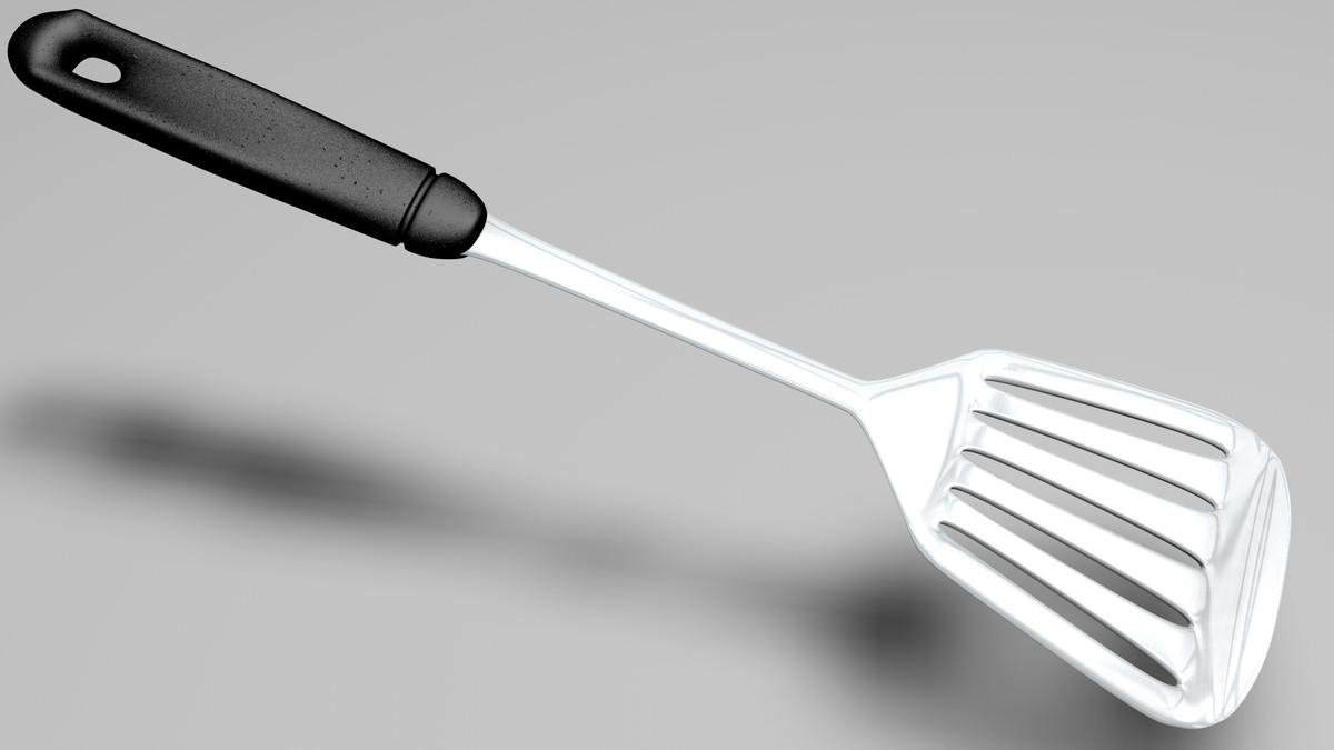 cinema4d spatula rubber handle