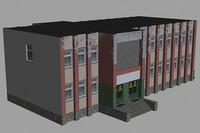 store depot 3d model