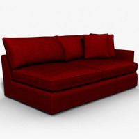 3ds max select sofas sectional