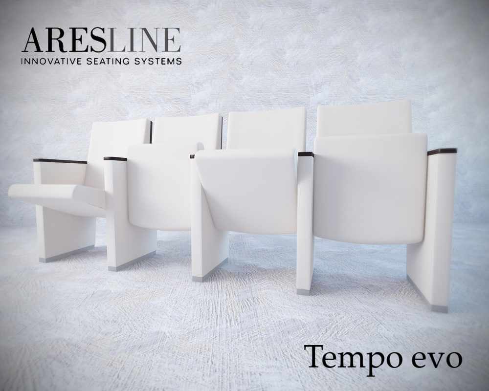 3d model chairs aresline