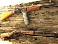 guns c4d