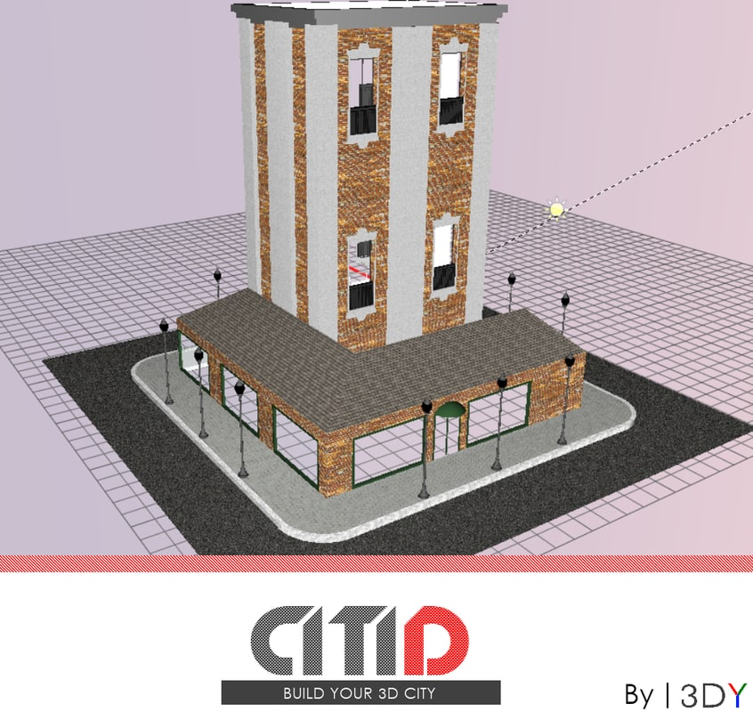 Suburb Building and Bar | CITID