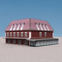 3d model building games