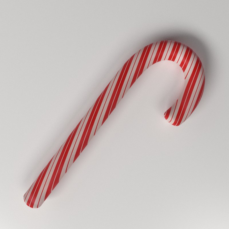 3ds candy cane