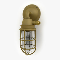Retro Industrial Lamp 10