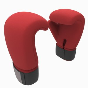 3d boxing gloves