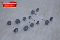 3d model barbell bell