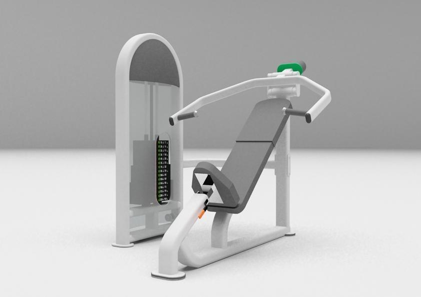 max incline press