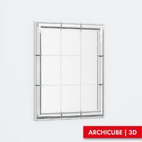 3d max mirror rugiano puzzle