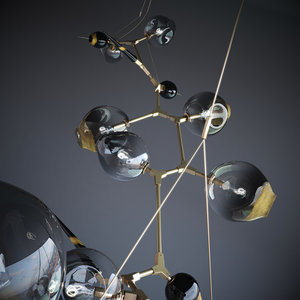 obj lindsey adelman chandelier