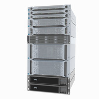 HP Proliant Server Cluster