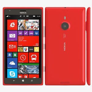 nokia lumia 1520 red x