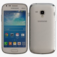 Samsung Galaxy S Duos 2 S7582 White