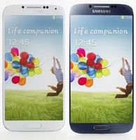 Samsung I9506 Galaxy S4 Black & White