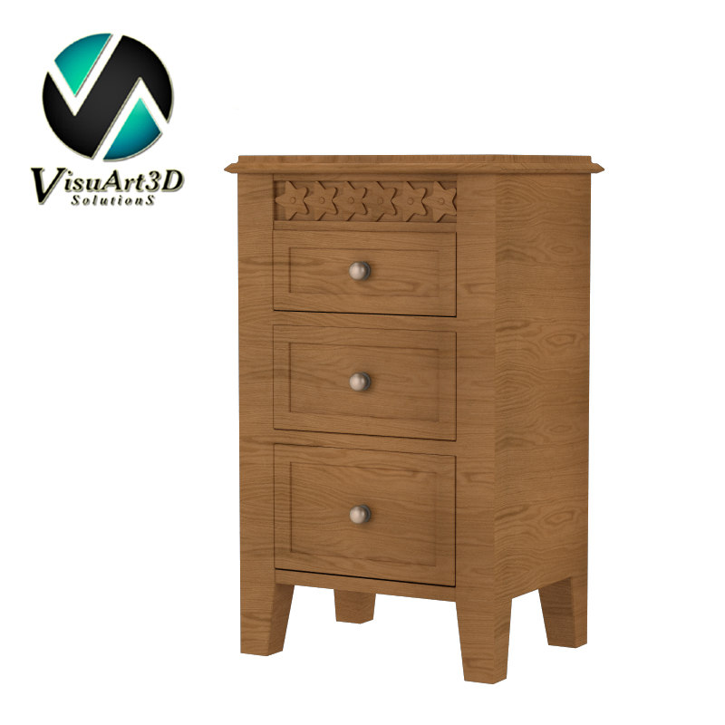 Furniture 2 Daisy Brambles Small Chest Of Drawers