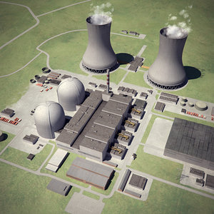 nuclear power station 3ds
