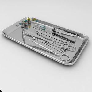 3d medical instrument