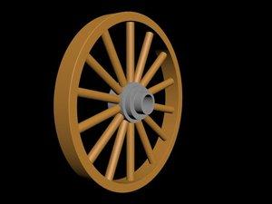 free max mode wagon wheel