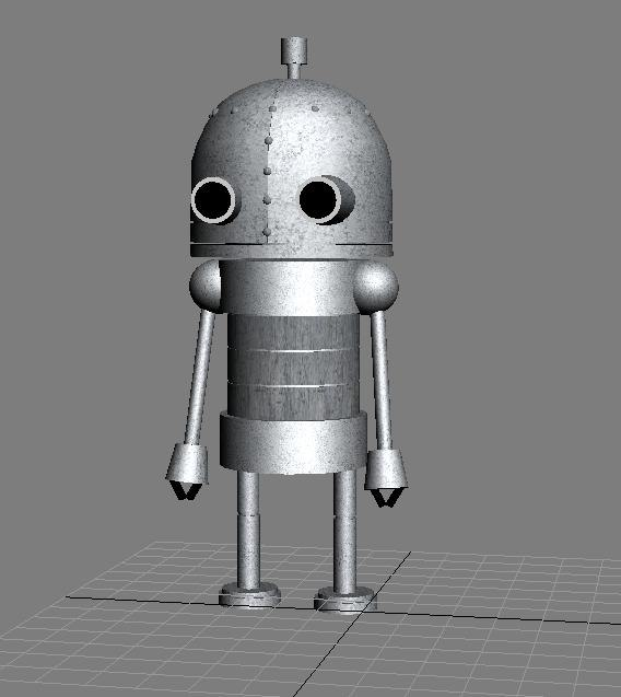 max polygonal robot machinarium