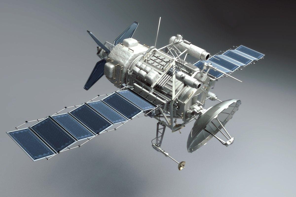 satellite sci fi nasa - photo #10