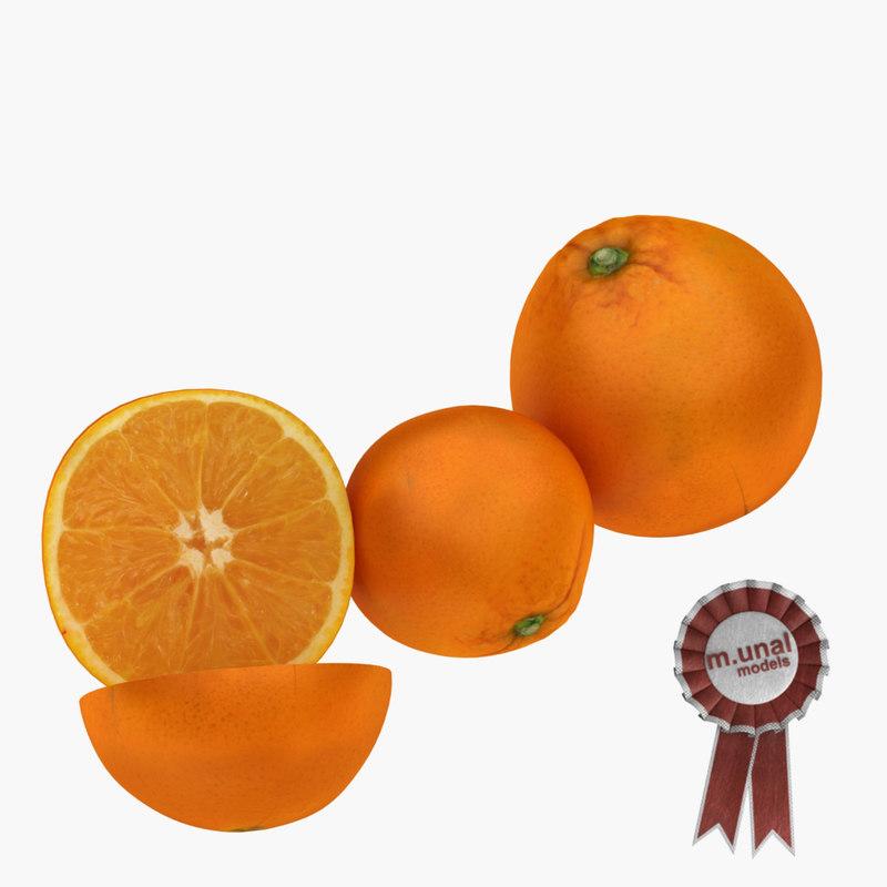 3ds max orange
