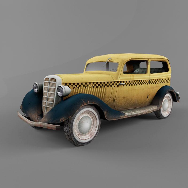 3d model 1933
