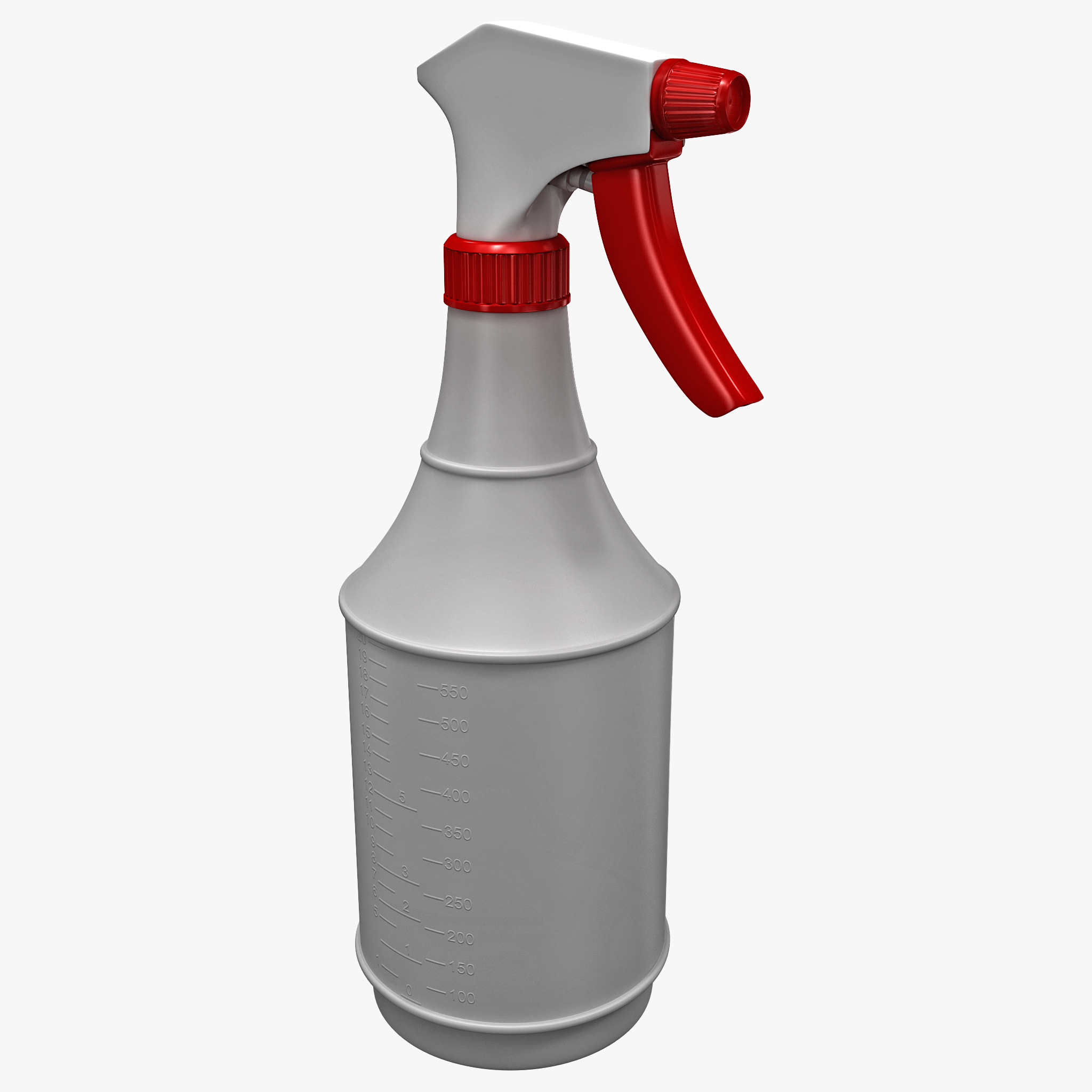 3ds max spray bottle