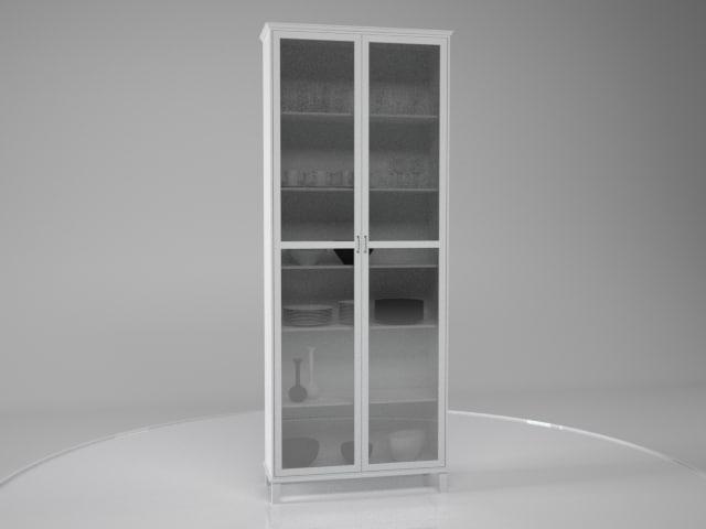 cabinet 001 3d model