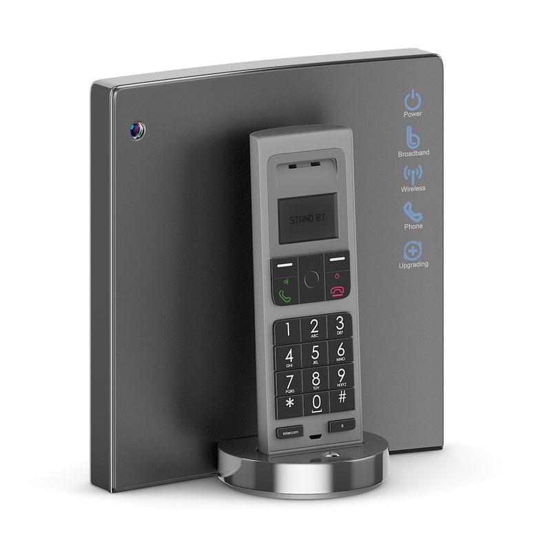 3dsmax home phone