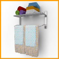 towels 04 3ds