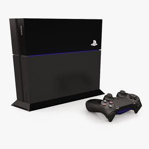3ds max sony playstation 4 gaming
